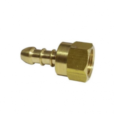"5/8"" BBQ Connector for 8mm LPG Hose"