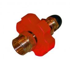 German/Dutch Regulator to UK propane Kit