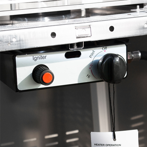 Pyramid Patio Heater Replacement Burner (MK1)