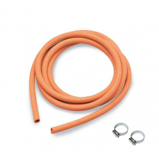 Gas Hose and Clips