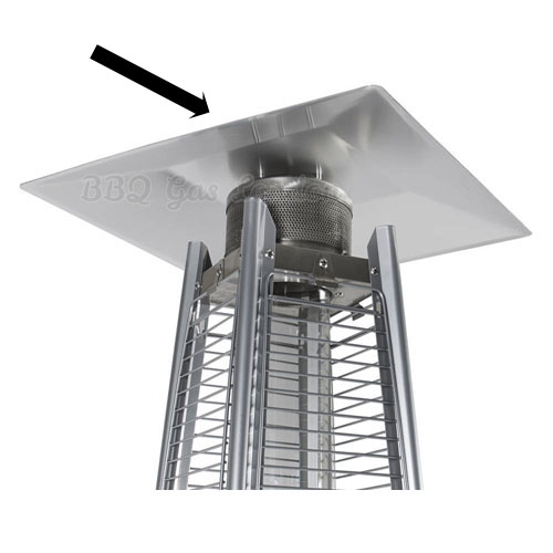 Replacement Reflector for 13kw Square Pyramid Patio Heaters