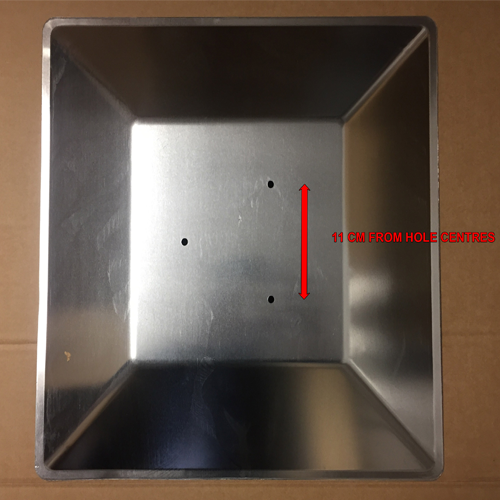 Patio Heater Reflector Replacement: Replacement Reflector For 13kw Square Pyramid Patio Heaters
