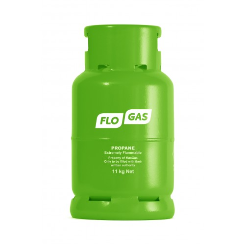 Flogas Patio Gas Bottle 11kg Refill