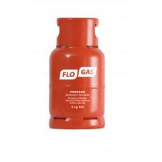 Flogas 6kg Commercial Propane Gas Bottle Refill
