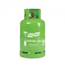 Flogas 11kg Leisure Commercial Propane Gas Bottle (Clip-On 27mm) Refill