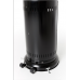 15kw Glow Warm Flame Patio Heater - Stainless steel or Black